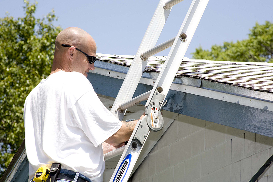 How to estimate roof job