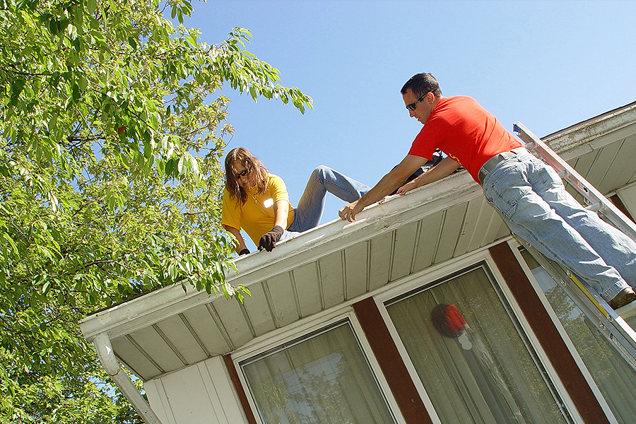 How to roof inspection