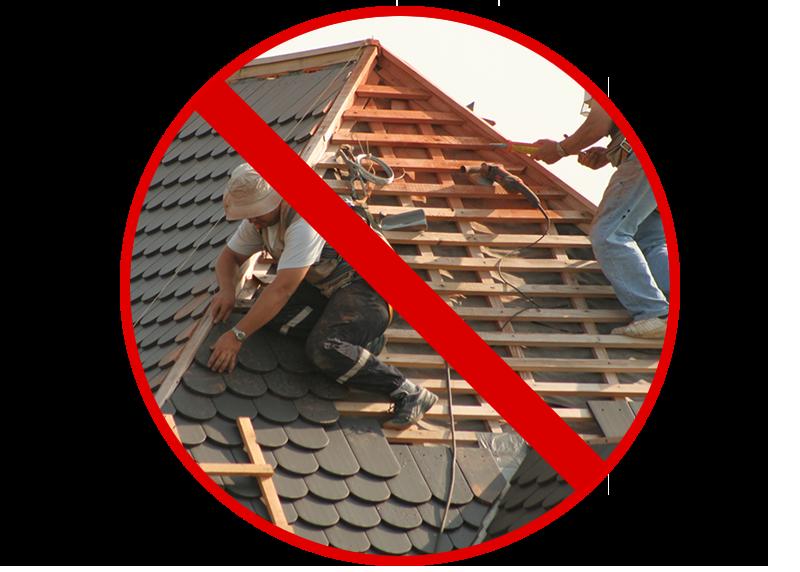 Fast Aerial Roof Measurements